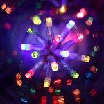 Guirlande électrique clignotante 300 LED (18 m)