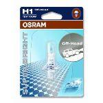 Osram 62200 - Ampoule auto (non homologuée sur route) type H1 Blanche 12 Volts 100 watts