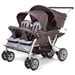 Kadolis Childwheels - Poussette quadruple