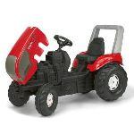 Rolly Toys Tracteur à pédales Valtra Série S