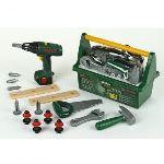 Klein Caisse à outils Bosch avec visseuse-dévisseuse