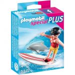 Playmobil 5372 Special Plus - Surfeuse