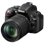 Nikon D5200 (avec objectif 18-105mm)