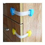 5 sécurité pour ouverture de porte de meuble, four et micro-ondes
