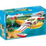 Playmobil 5560 Wild Life - Hydravion des aventuriers
