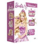 Coffret Barbie : La Princesse et la Popstar - Coeur de Princesse - La Magie de la Mode