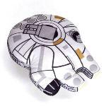 Comic Images Peluche véhicule Star Wars - Millenium Falcon 20 cm