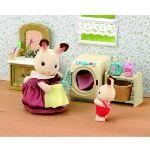 Epoch Sylvanian Families 3565 - Set machine à laver