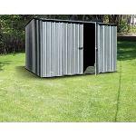 Madeira ZA30152GK - Abri/atelier en métal 4,50 m2