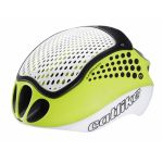 Catlike Cloud 352 Road Helmet taille L - White / Neon Yellow / White