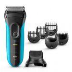 Braun 3010 BT - Rasoir électrique Series 3 Shave & Style Wet & Dry