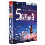 Coffret 5 centimètres par seconde + The voices of a distant star