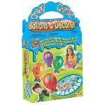 Creative Toys Ballons à décorer