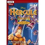 Mindscape Coffret Disney Hercule : jeu d'action + livre animé interactif pour Windows