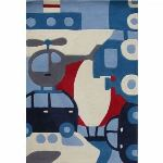 Art For Kids Tapis Puzzle Voyage (110 x 160 cm)