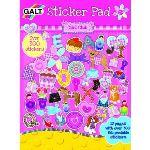 Galt Carnet de stickers Girl Club
