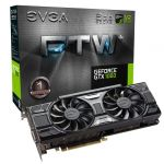Evga 06G-P4-6368-KR - Carte Graphique GeForce GTX 1060 6 Go FTW+ GAMING