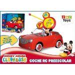 IMC Toys La voiture radiocommandée Preschool Mickey