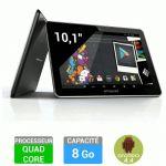 "Polaroid Infinite+ 10.1"" 8 Go - Tablette tactile sous Android 4.4 Kit Kat + Enceinte Bluetooth"
