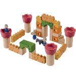 Plan Toys Blocs de construction Château Fort PlanWood