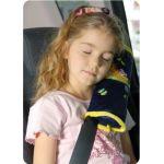 Kaufmann WP-KFZ-450 - Coussin de ceinture de sécurité Winnie l'ourson