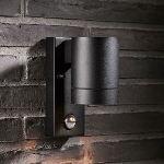 Nordlux 21502103 - Applique d'extérieur Tin Maxi avec détecteur de mouvement