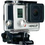 GoPro HERO3+ Silver Edition - Caméscope HD 11 Mpixels à carte mémoire