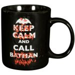 "United Labels Mug Batman ""Stay Crazy and Call Joker"""