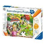 Ravensburger Tiptoi Puzzle : Le Poney-Club