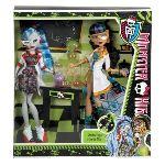 Mattel Monster High Ghoulia Yelps et Cléo de Nile