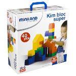 Miniland Baby 40 pièces Kim bloc super