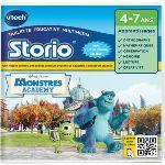 Vtech Jeu tablette Storio 2 et générations suivantes : Monstres Academy