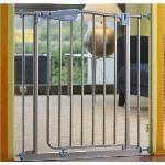 Babysun Barrière de sécurité avec extension de 9 cm (77-91 x 85 cm)