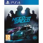 Need For Speed sur PS4