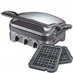 Cuisinart GR40E - Le Griddler Grill Multifonctions (Grill / Croque / Panini / Barbecue / Plancha / Cuisson mixte)