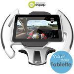 In Equip TRW10  - Support volant de course pour tablette