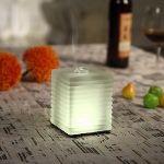 Zen arôme Diffuseur d'huiles essentielles/ioniseur/brumisateur 3 en 1 Freeze