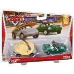 Mattel Cars Pack de 2 véhicules