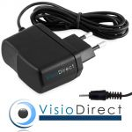 Visiodirect Adaptateur alimentation Chargeur pour tablette Android MPMAN MEMUP Polaroïd Arnovaa VD TECH 10W 5V 2A