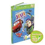 Leapfrog Livre Tag :  Les Héros Pixar Jeux et Défis