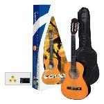 Tenson F502.090 - Kit Guitare acoustique pour débutants