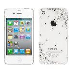 Kwmobile 16193.01 - Coque de luxe pour iPhone 4 / 4S