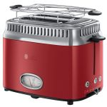 Russell Hobbs Ribbon (21680-56) - Grille-pain rétro 2 fentes