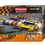 Carrera Toys 62369 - Circuit Race for Victory GO!!!
