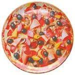 La Chaise Longue Plat à pizza Party