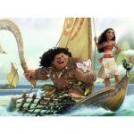 Nathan Voyage au bout du monde Vaiana et Maui - Puzzle 150 pièces