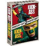 Kick-Ass 1 & 2