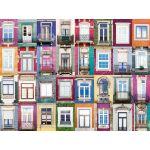 Ravensburger Fenêtres - Puzzle Collage 1500 pièces