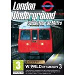 London Underground Simulator - World of Subways Vol. 3 sur PC