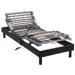 Someo Sommier de relaxation électrique Confort (100 x 190 cm)